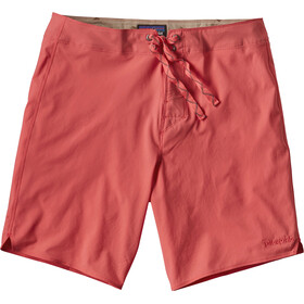 "Patagonia M's Light and Variable Board 18"" Shorts Spiced Coral"